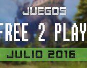 Lanzamientos FREE-TO-PLAY julio 2016 – Votad vuestro favorito