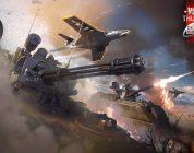 Cazadores del desierto – la actualización 1.63 de War Thunder
