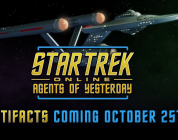 Star Trek Online: Agents of Yesterday – Artifacts se lanzará en octubre