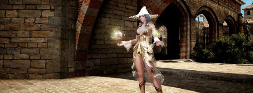 Black Desert Online enseña el Awakening de la Witch