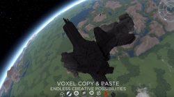 Dual Universe nos explica la tecnología Voxel y de construccion
