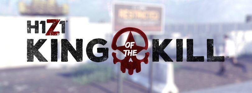 Daybreak lanza una gran actualización para H1Z1: King of the Kill