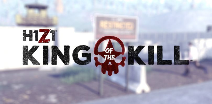 Daybreak lanza una gran actualización para H1Z1: King of the Kill