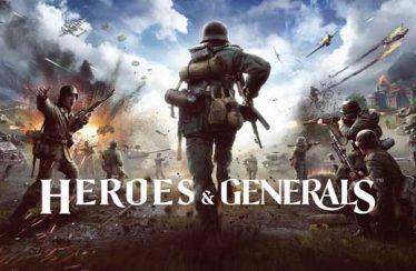 Heroes & Generals se lanza oficialmente