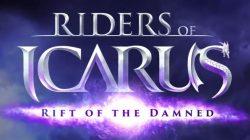 Riders of Icarus llega al millón de cuentas registradas