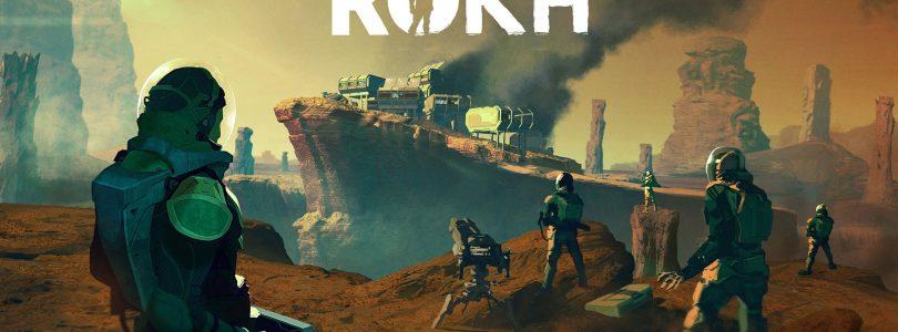 El juego de supervivencia Rokh ya está disponible en Steam