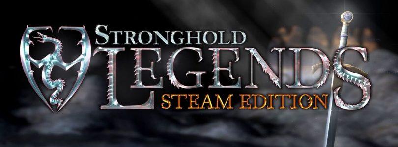 Stronghold Legends llega a Steam y nosotros, ¡sorteamos 10 copias!