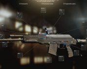 Un nuevo vídeo nos muestra la personalización de armas en Escape from Tarkov