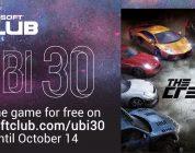 Ubisoft regalará The Crew por su 30º aniversario