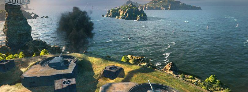 World of Warships anuncia la llegada de los británicos
