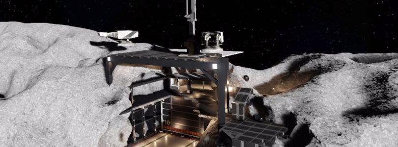 Dual Universe – Construyendo bajo tierra y en asteroides