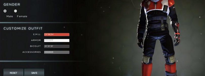Detalles sobre la progresión de tu personaje en Dual Universe
