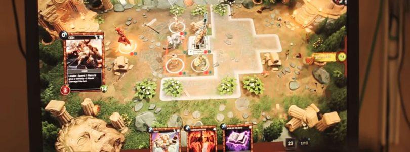 Hi-Rez presenta SMITE Tactics, un nuevo juego de estrategia por turnos