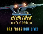 Agents of Yesterday – Artifacts llega hoy a Star Trek Online
