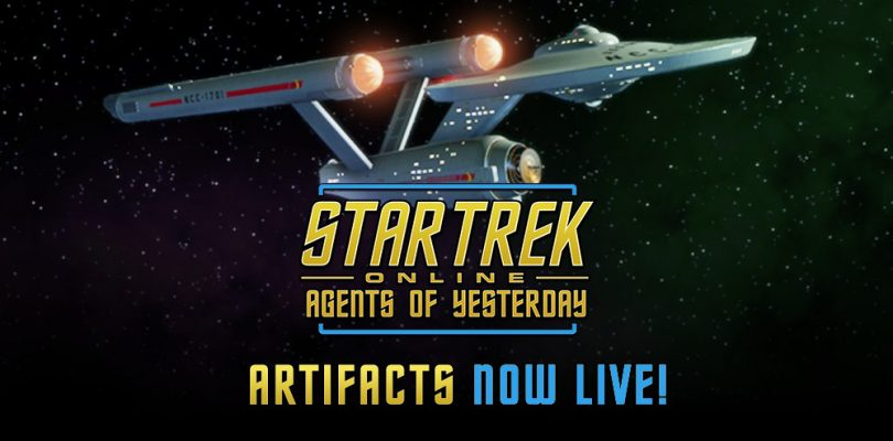 Star Trek Online – Agents of Yesterday llega a PS4