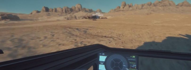 Presentación y gameplay de Star Citizen durante la CitizenCon 2016