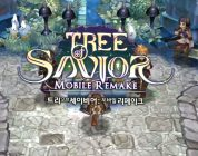 Primer trailer de Tree of Savior para moviles