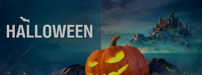 Eventos de Halloween para todos los juegos de Wargaming