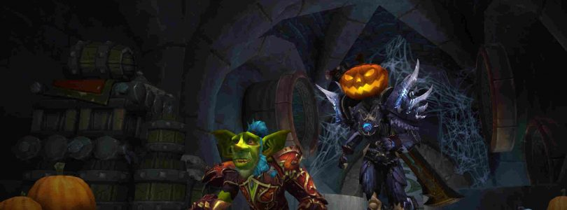 Halloween también llega a World of Warcraft: Legion