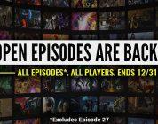 DC Universe Online desbloquea todos los episodios hasta final de año