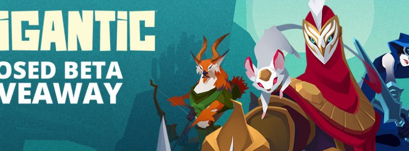 Repartimos claves para las betas de Gigantic en Windows 10 y XBOX One