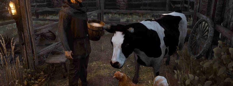 Llegan los saqueos de tumbas y el cuidado de animales a The Black Death