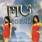 Webzen esta por la G-STAR presentando sus 2 nuevos juegos, MU: Legend y Azera: Iron Heart
