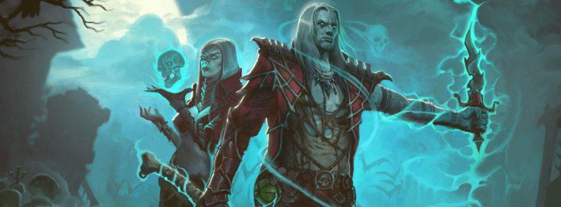 Se filtran 2 Artwork de Sombra de Overwatch y del Nigromante de Diablo y se disparan los rumores