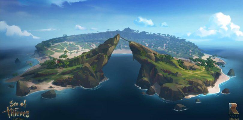 Sea of Thieves anuncia nueva prueba y un mapa más grande