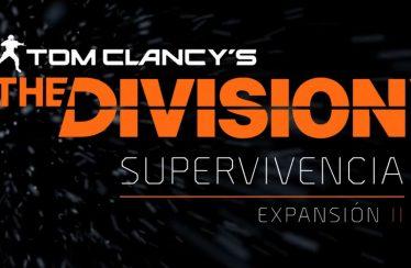 The Division añadirá su segunda expansión, Supervivencia, mañana