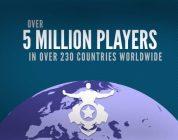 5 millones de usuarios han participado en la beta de Paladins