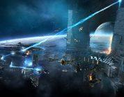 6.000 jugadores tumban una ciudadela espacial en EVE Online