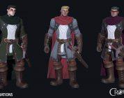 Crowfall muestra la personalización de los Knights