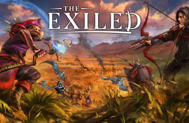 ¡Sorteamos 100 claves alpha de The Exiled!