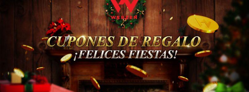 ¡Repartimos 300 packs de regalos para los juegos de Webzen!
