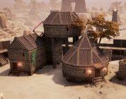 Nuevo directo de Conan Exiles – Construcciones y esclavos
