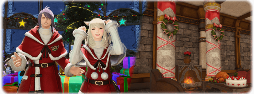 Eorzea conmemora la Starlight Celebration en Final Fantasy XIV