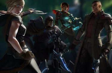 Dauntless, un ARPG gratuito que llegará en 2017