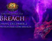 Path of Exile lanza hoy su nueva temporada «Breach»