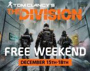 Juega The Division gratis del 15 al 18 de diciembre