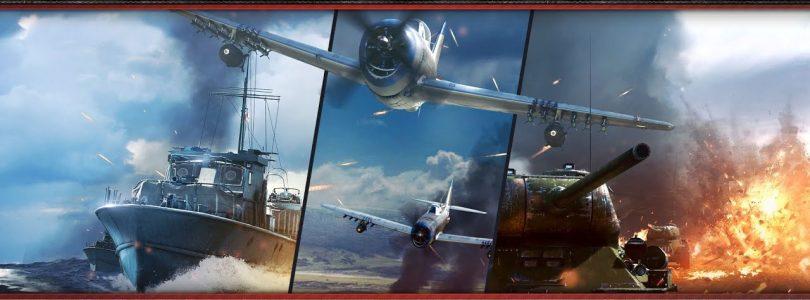Con su ultima actualización War Thunder deja de estar en beta