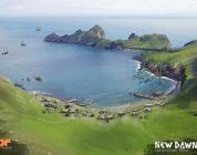 Anunciado el Kickstarter de New Dawn, un título de supervivencia con piratas