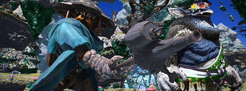 Ya disponible The Far Edge of Fate el parche de actualización 3.5 de Final Fantasy XIV