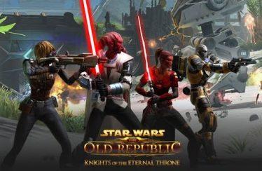Star Wars: The Old Republic se actualiza con Defend the Throne