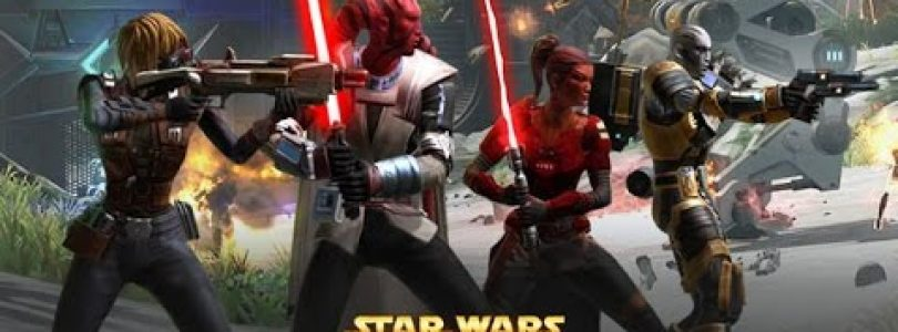 Star Wars: The Old Republic se actualiza con Defend the Throne