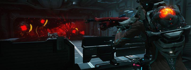 La actualización de Warframe, Glast Gambit, llega a consolas