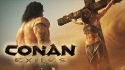 Conan Exiles reseteara los servidores con la llegada del nuevo parche