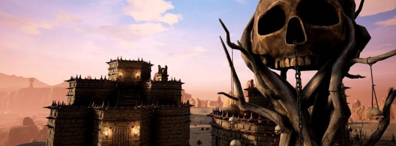 Conan Exiles prepara un gran parche para esta semana