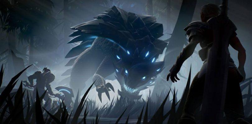 Primeros gameplays de Dauntless