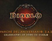 Un vistazo al parche de aniversario para Diablo 3